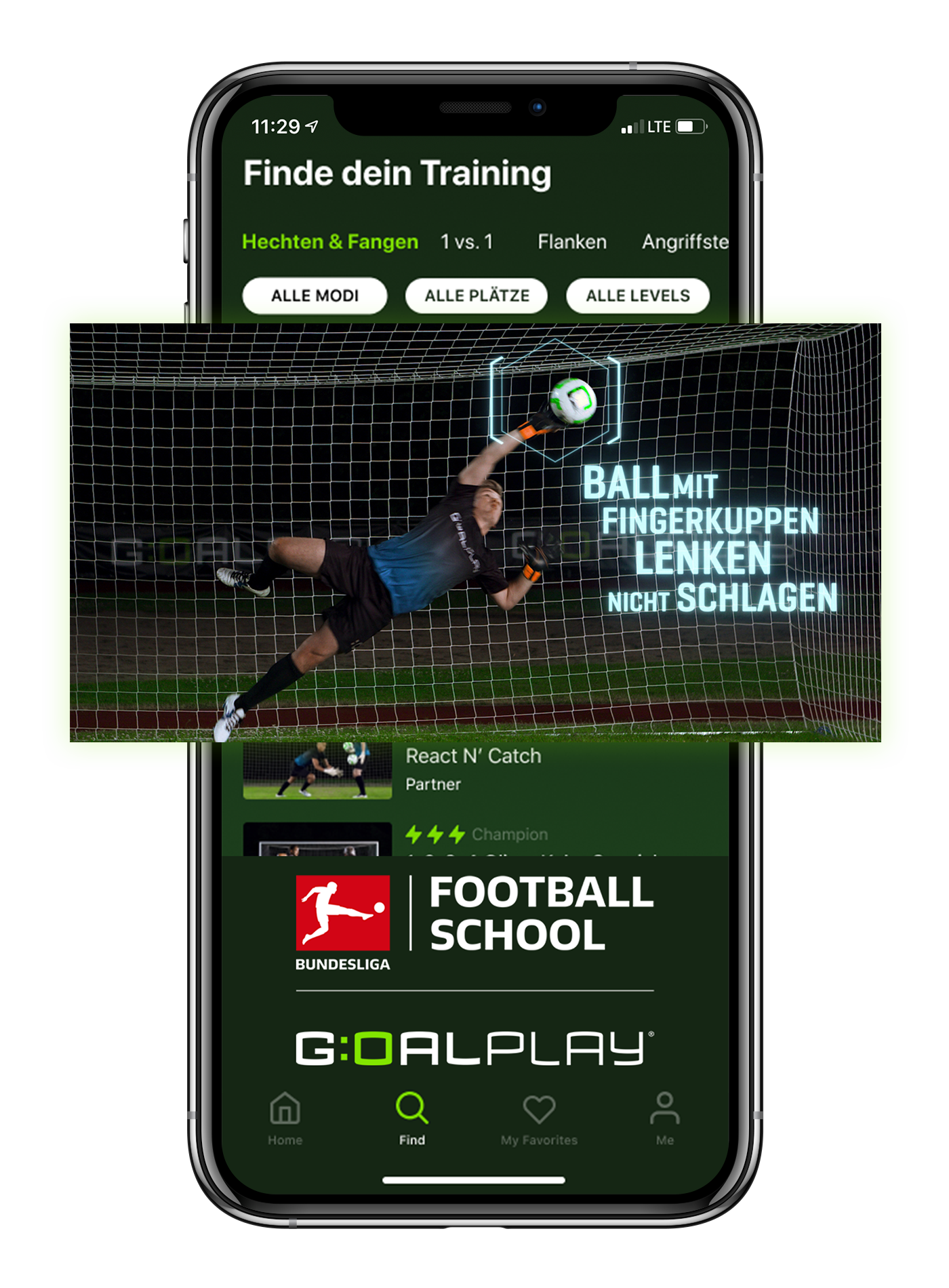 Goalplay App Bundesliga